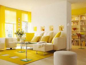 жёлто-белый цвет